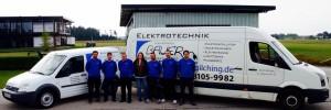 Elektrotechnik Bauer - Team-Foto