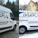 Collage_Service-Fahrzeuge_Elektro Bauer Gilching