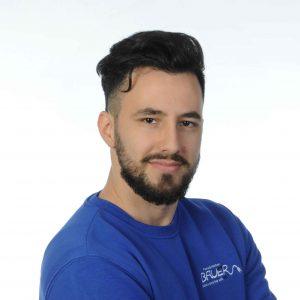 Henri Xhetani - Auszubildender Elektriker - Elektro Bauer Gilching