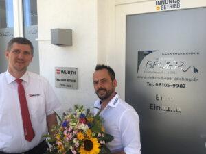 Würth Premium-Partner Elektrotechnik Bauer Gilching - Fünfseenland - 1