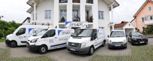 Fuhrpark Bauer Elektrotechnik, Gilching- Ihr Elektromeisterbetrieb im Fünfseenland_2000x800